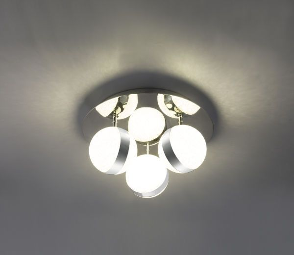 Led Ceiling Light Globo Tobias 56007 3