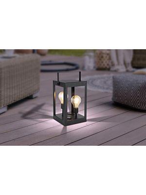 LED Outdoor solar lamp Globo DORIS 36700