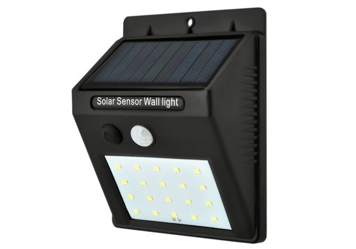 LED Solar Reflector with Sensor Maxi SOLAR 2