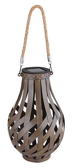 LED Outdoor solar lamp Globo 36650